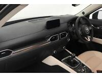 2018 Mazda CX-5 D SPORT NAV Diesel black Manual