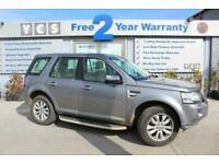 2012 Land Rover Freelander 2 2.2 SD4 HSE 5d 190 BHP (FREE 2 YEAR WARRANTY) Estat