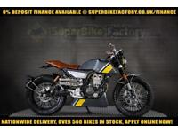 2017 FB MONDIAL HPS 125CC EFI, 0% DEPOSIT FINANCE AVAILABLE