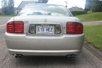 2002 Lincoln LS bancs en cuirs Berline