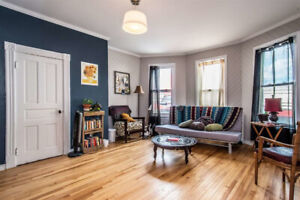 Shared 2 bedroom apartment on Quinpool rd.