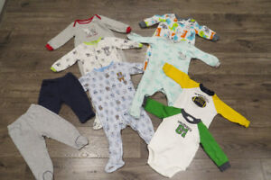 Baby Boy Clothing Lot **15 Items**