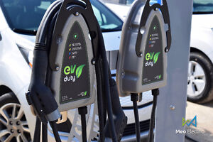 Electric Vehicle Charger Installations - Professional Service West Island Greater Montréal image 3