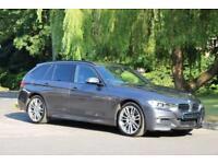 2013 63 BMW 3 SERIES 2.0 320D XDRIVE M SPORT TOURING 5D AUTO 181 BHP DIESEL