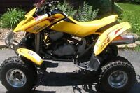 2002 can am Ds