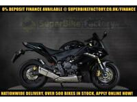 2012 61 HONDA CBR600F 600CC 0% DEPOSIT FINANCE AVAILABLE