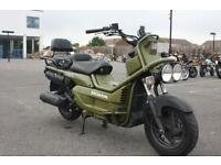 HONDA PS250 RUCKUS GREEN, RARE IMPORT, COOL DIFFERENT MACHINE. CLASSIC