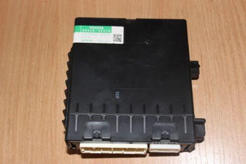 2007 LEXUS LS 460 / HEATING & AIR CONDITIONING CONTROL UNIT 88650-50470