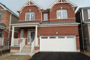 Available Sep 15. House In Doon South Area For lease 4 Bedrooms