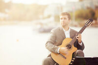 Classical Guitarist for Wedding Music