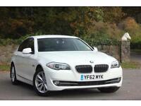 2012 BMW 5 SERIES 520D EFFICIENTDYNAMICS SALOON DIESEL