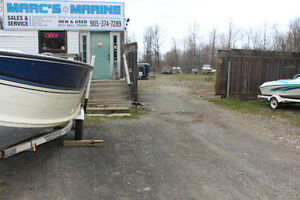 MARC'S MARINE,STORE, BOAT PARTS AND REPAIR 905-374-7289