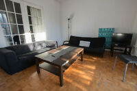 4br apartment in the heart of Le Plateau - Short term possible
