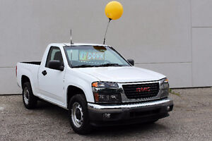 2010 GMC Canyon sle Pickup Truck**Low Km** Fuel Efficient**