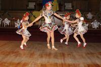 Ukrainian dance kids