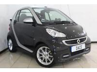 2014 14 SMART FORTWO CABRIO 1.0 PASSION MHD 2DR AUTOMATIC 71 BHP