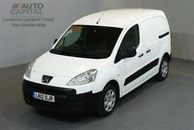 PEUGEOT PARTNER 1.6 HDI S L1 850 5D 89 BHP ELECTRIC WINDOWS AND MIRRORS