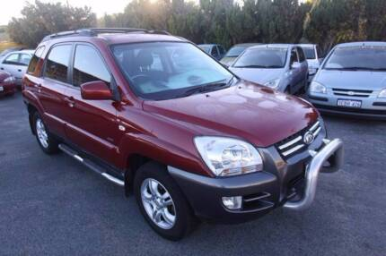 2006 Kia Sportage - Auto AWD - Leather Trim Beaconsfield Fremantle Area Preview