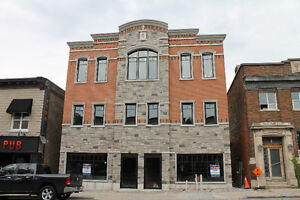 BRAND NEW COMMERCIAL/RETAIL/OFFICE SPACE DOWNTOWN