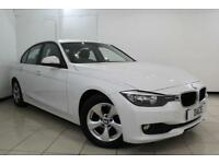 2013 63 BMW 3 SERIES 2.0 320D EFFICIENTDYNAMICS 4DR 161 BHP DIESEL