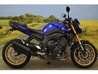 Yamaha FZ8 2012**1433 MILES, AFTERMARKET INDICATORS, OXFORD HEATED GRIPS**
