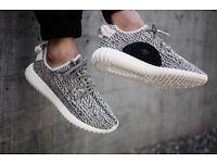Adidas Yeezy 350 Boost Moonrock Grey/ Turtle Dove Grey