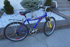 Montain Bike MBX 1000 Very clean,in good shape tel.514-996-9207