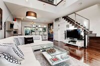 Furnished luxurious penthouse 3 bed with private roof jacuzzi