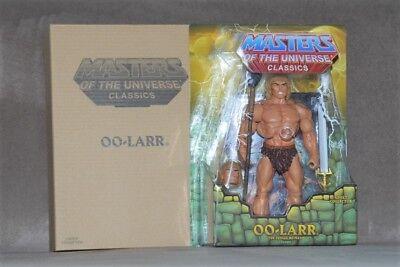 Motu Masters of the Universe Figur Classics OO-Larr in OVP