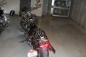 moto yamaha costum