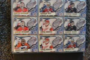 "Complete Set of 2000 McDonald's Cards ""Pacific Trading Cards"" ."