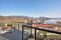 TOP FLOOR LAKE VIEW UNIT AT THE COVE!!!