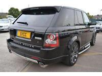 2010 Land Rover Range Rover Sport 3.6 TDV8 Autobiography LE Sport 5dr Command...
