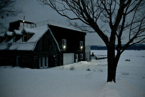 Large Group Cottage Mont-Ste-Marie, Ski Packages