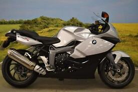 BMW K1300S 2012**ABS, QUICK SHIFTER, ELECTRONIC SUSPENSION ADJUSTMENT**
