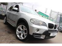 2007 07 BMW X5 2.5 D SE 7STR 5D AUTO 232 BHP DIESEL