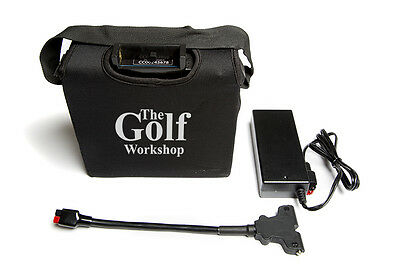 27 hole Lithium Golf Battery Pack suitable for Powakaddy, Hill Billy & more