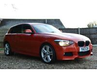 2013 BMW 1 SERIES 118I M SPORT AUTO HATCHBACK PETROL