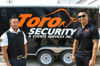 Now Hiring - Event Security Guards, Get Licensed Today!