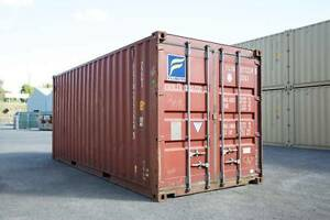 NEW & USED SHIPPING CONTAINERS FOR SALE Irymple Mildura City Preview