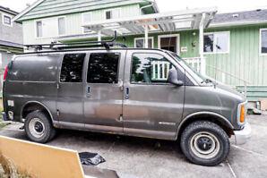 2001 Chevrolet Express 2500 (Trade maybe)