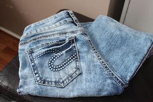 Silver jeans for sale! St. John's Newfoundland image 1