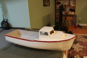 Fibreglass Cape Boat