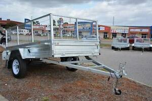 8x5 PMX Industrial Galvanised Box Trailer. New Southern River Gosnells Area Preview