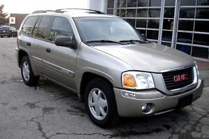 2002 GMC Envoy SLE AWD,1 Owner The Price Include E-Test & Safety