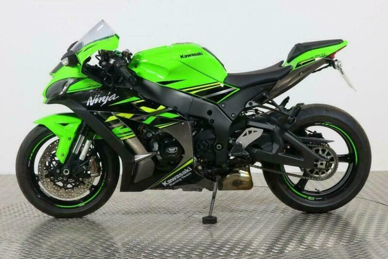 2018 18 Kawasaki Zx 10r Nationwide Delivery Used Motorbike In Macclesfield Cheshire Gumtree