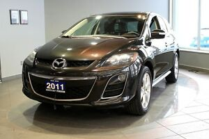 2011 Mazda CX 7 Heated Seats-Bluetooth-Navigation