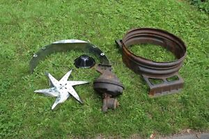 1963 and 1951 Chev Parts