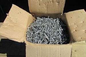 Roofing Nails, 50 lbs