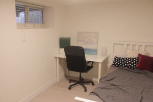 Private Room @Kits! Furnished, Utilities+Wifi incl! Near #99 bus